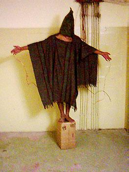 Abu Ghraib.