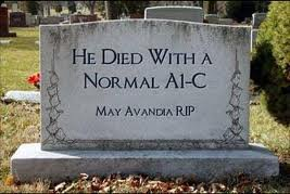 normal A1C