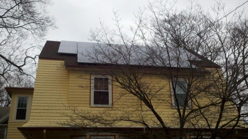 more solar
