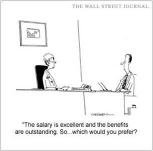 salary benefits