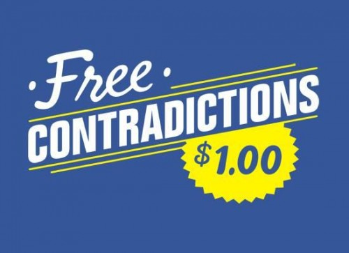 free contradictions
