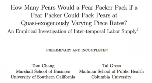 pear packing
