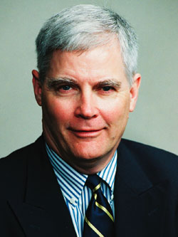 Ron Haskins of the Brookings Institute