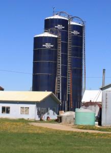 Harvestore_Silos_Britton_Michigan